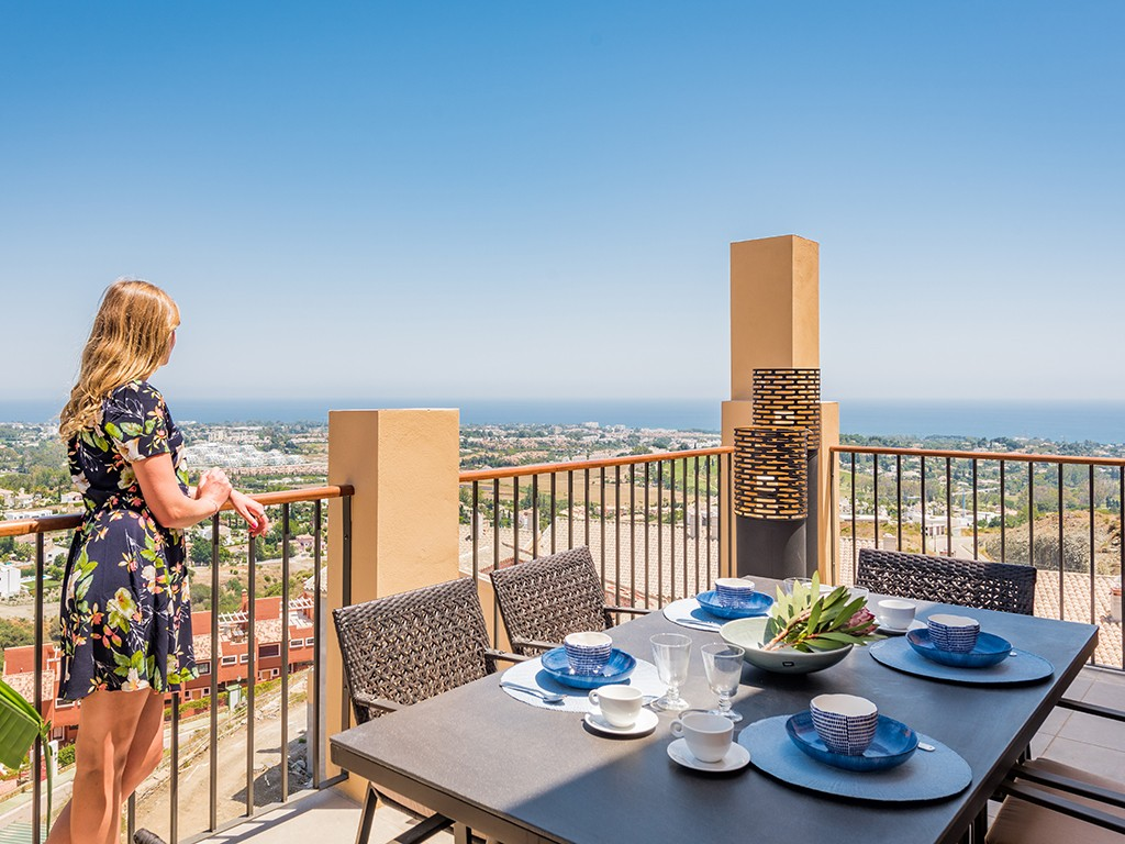 Apartment – Penthouse in Benahavís,Costa del Sol for sale