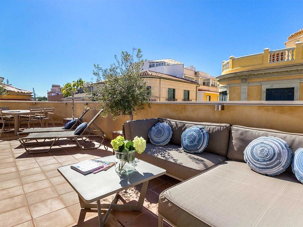 Apartment – Penthouse in Málaga Centro,Costa del Sol for sale