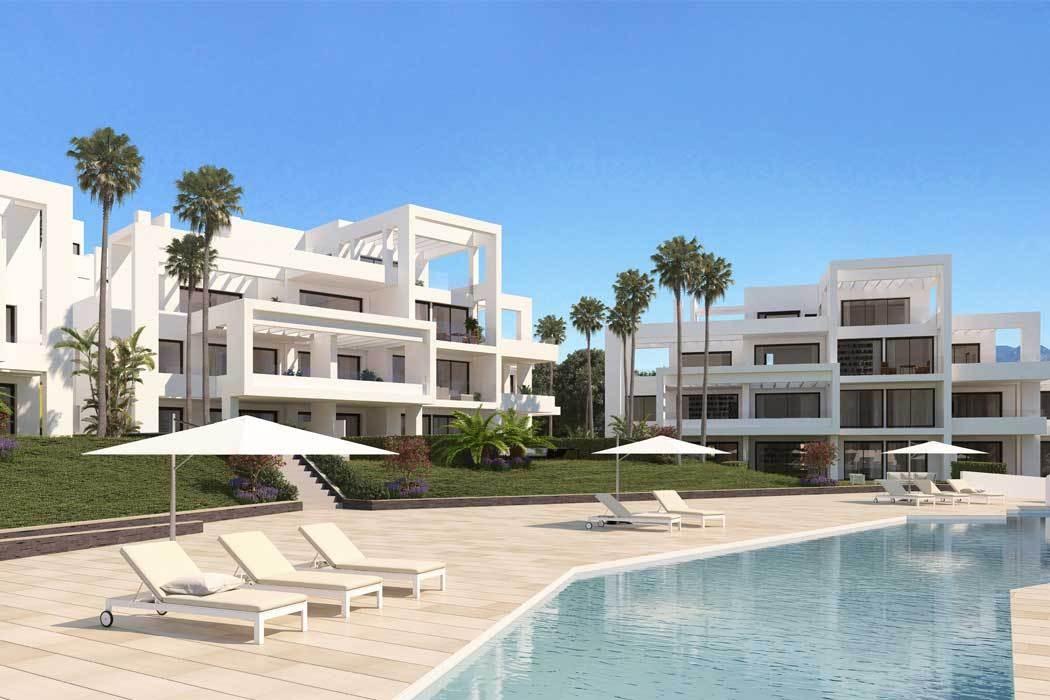 Apartment – Ground Floor in El Paraiso,Costa del Sol for sale