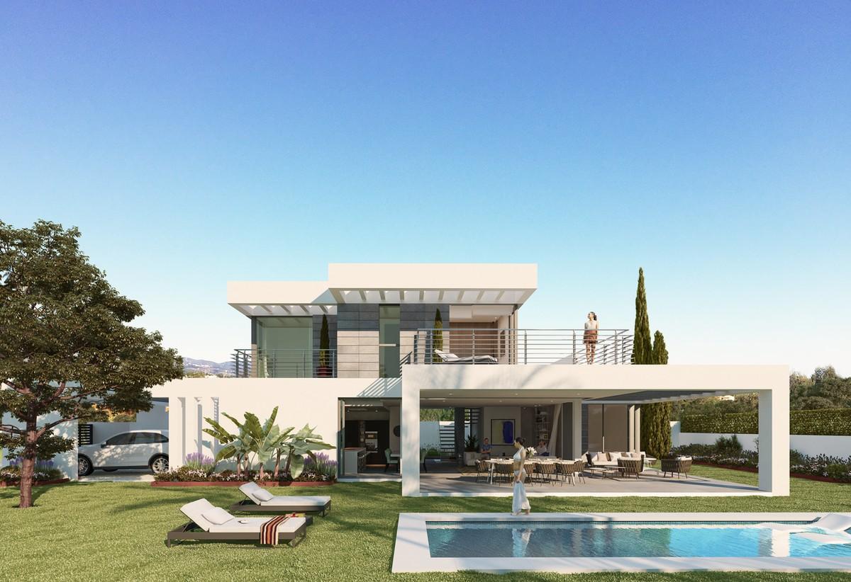 Villa – Detached in Cancelada,Costa del Sol for sale