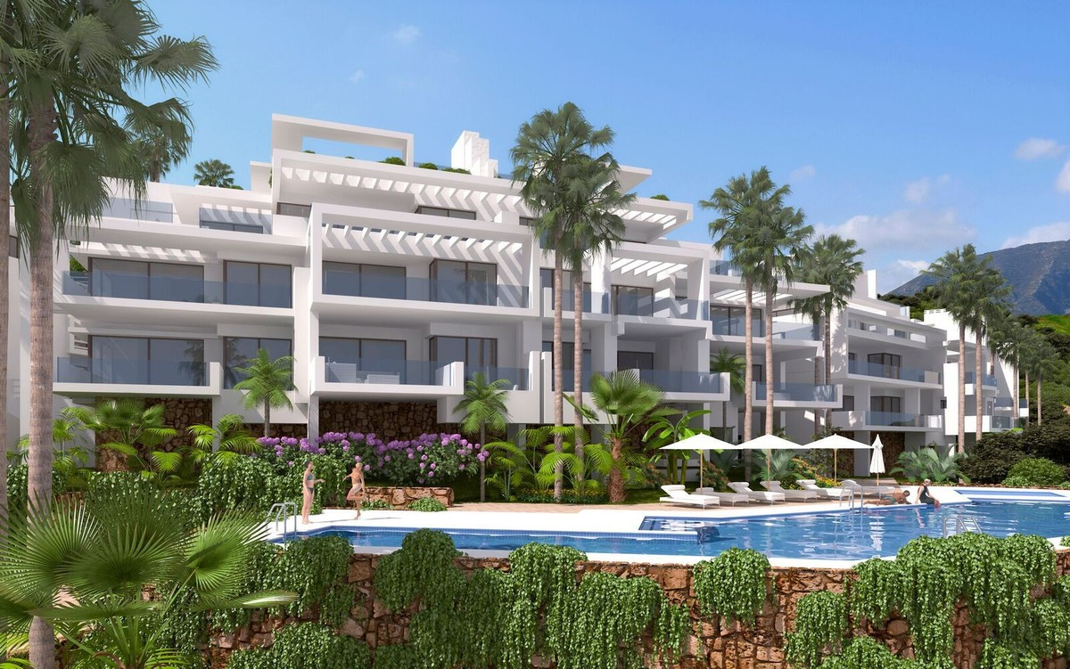 Apartment – Middle Floor in Marbella,Costa del Sol for sale