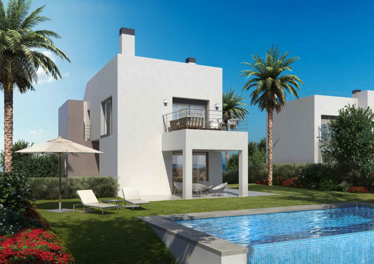 Villa – Detached in Estepona,Costa del Sol for sale