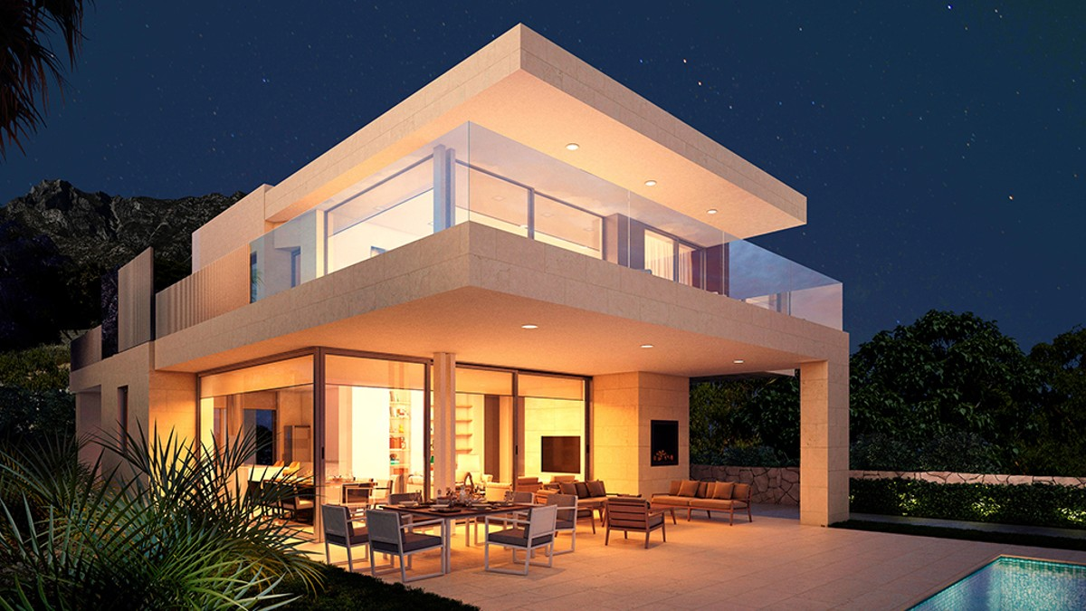 Villa – Detached in Nagüeles,Costa del Sol for sale