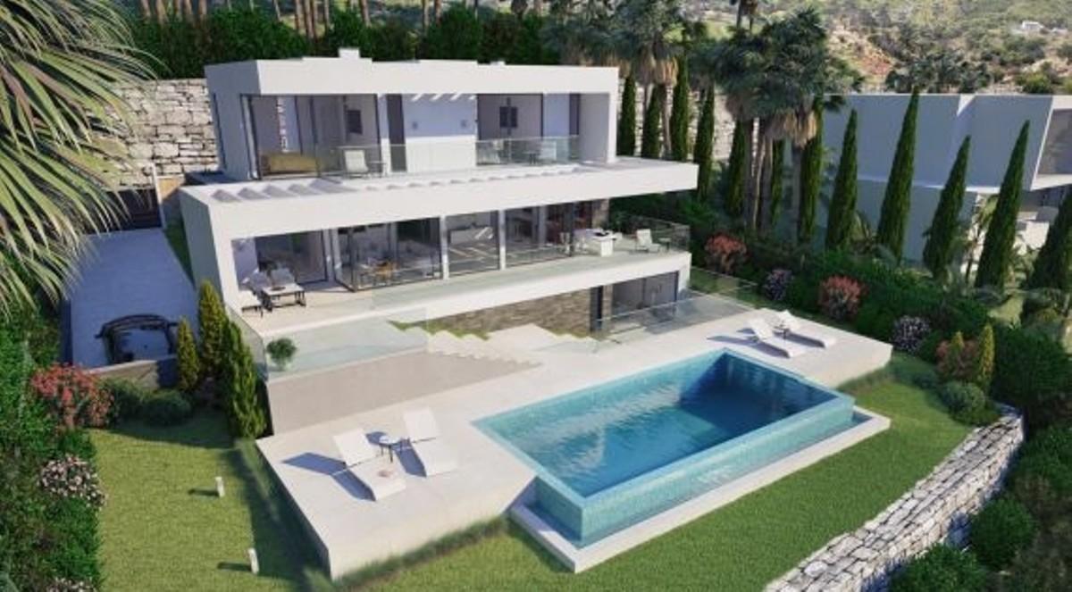 Villa – Detached in El Paraiso,Costa del Sol for sale