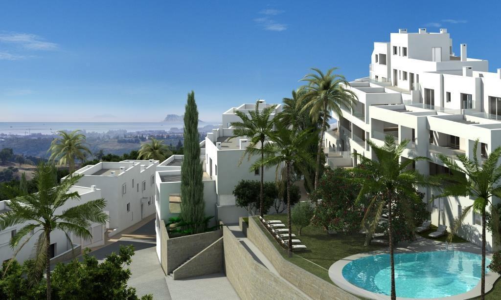 Apartment – Middle Floor in Altos de los Monteros,Costa del Sol for sale