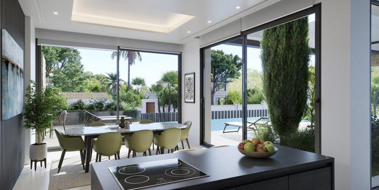 kitchen-villa