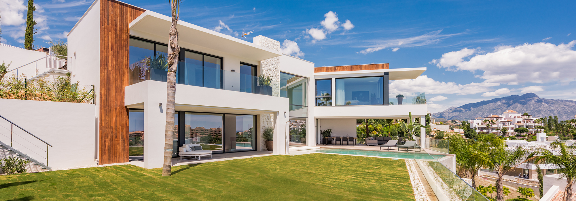 6 bedroom contemporary Villa in La Alquería