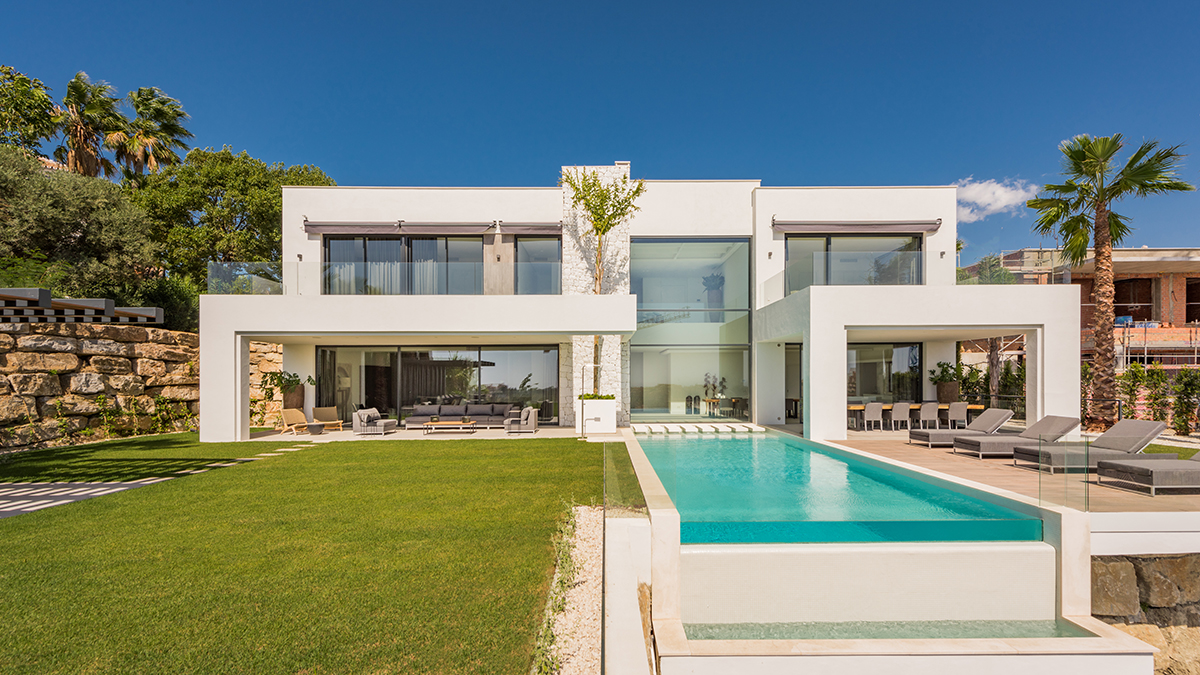 Stunning contemporary Villa in La Alquería