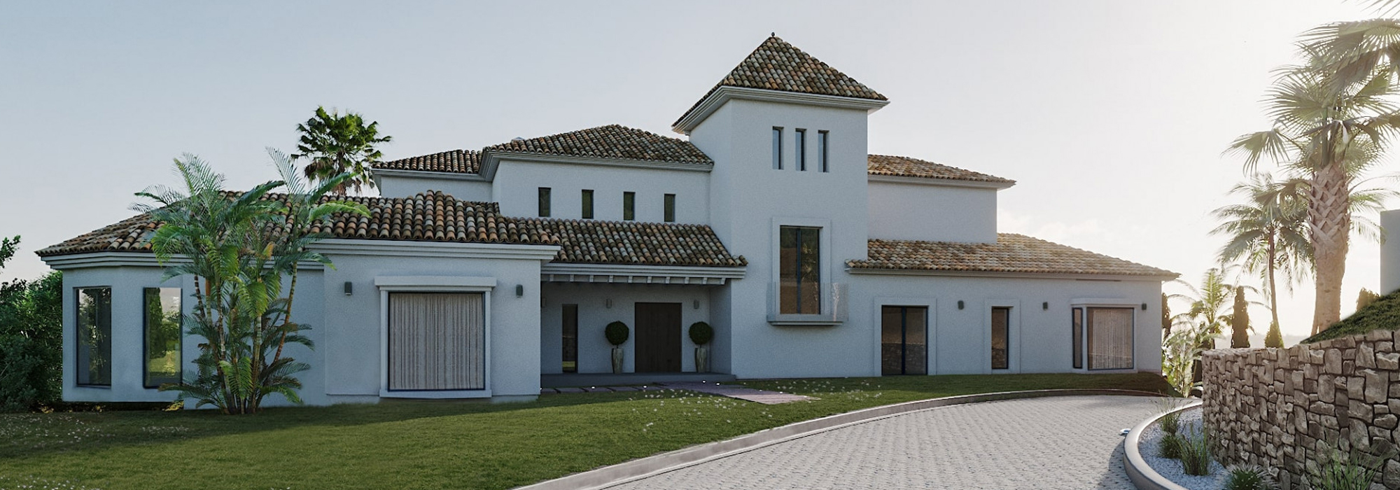Sophisticated Villa in La Zagaleta