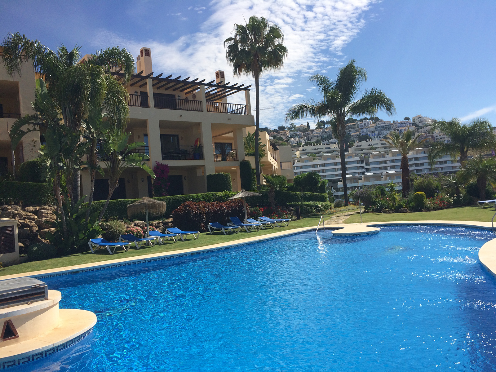 Lovely 3 bedrooms apartment near the golf course Los Arqueros