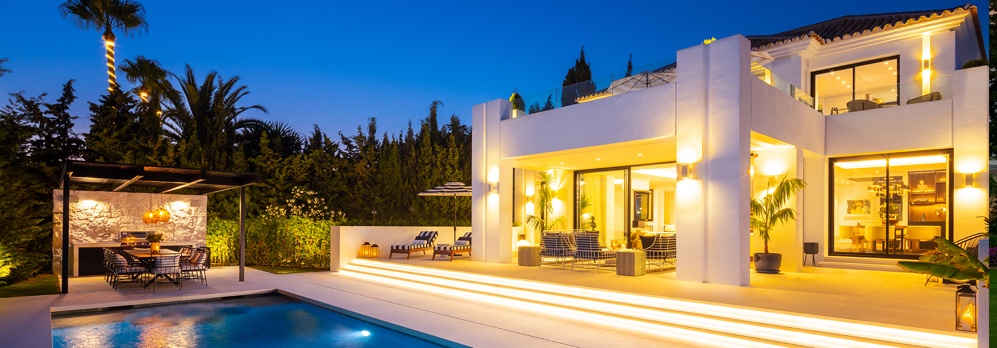 Luxury Modern Villa in Los Naranjos Golf