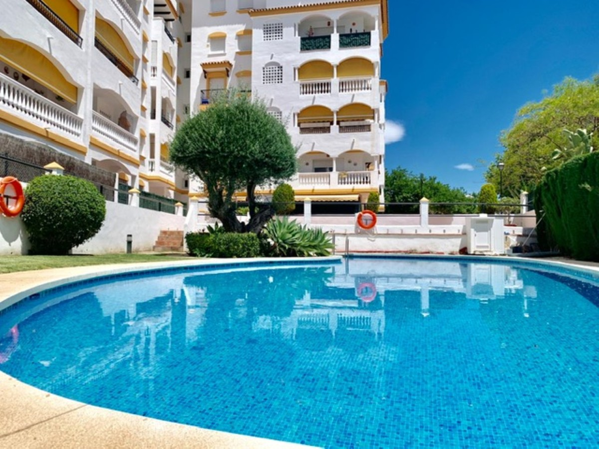 Great Apartment in the Center of San Pedro de Alcántara