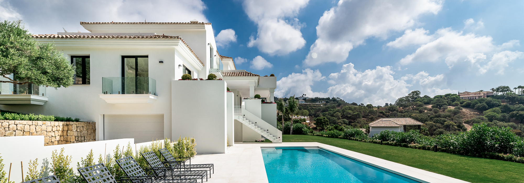 Charming New Luxury Villa in La Zagaleta