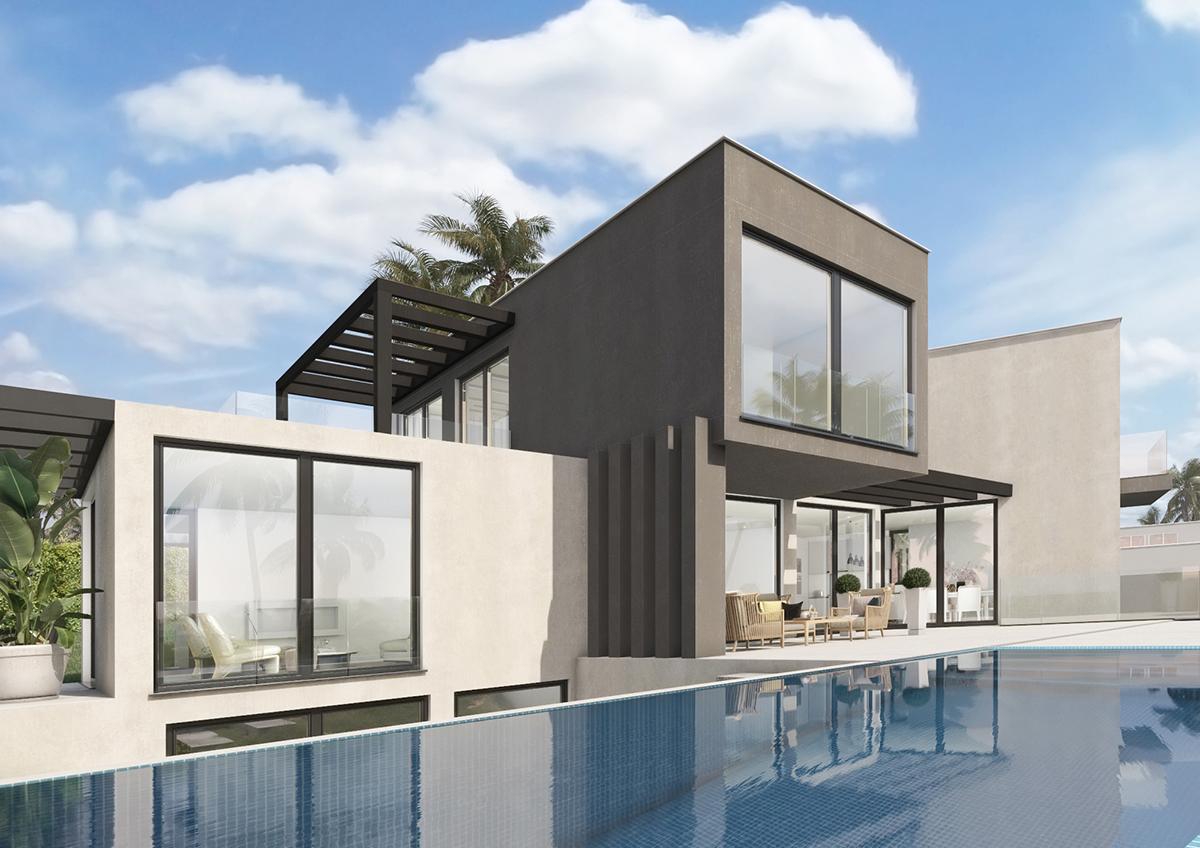 Fantastic plot with villa project in La Alcaidesa