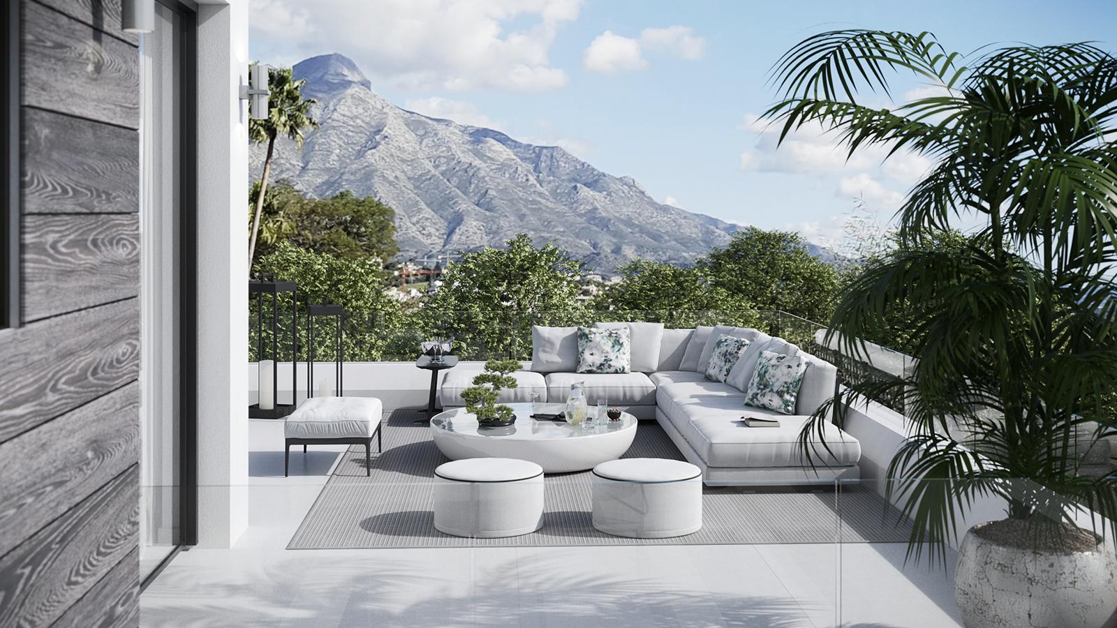 Excellent Contemporary Villa in La Quinta Golf Area