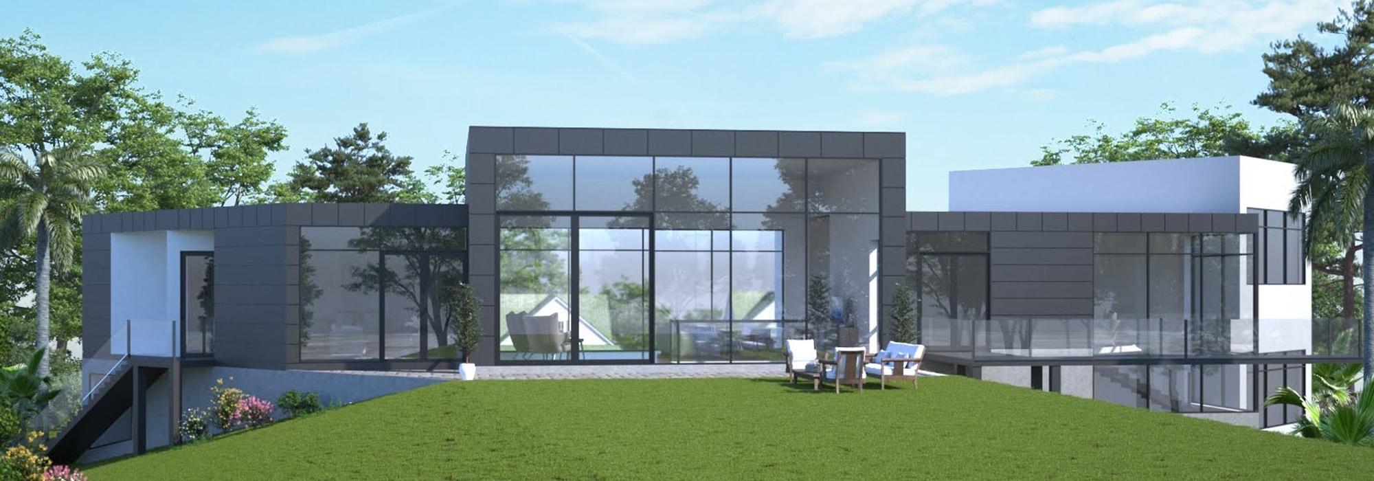 Brand New Futuristic Modern Villa in Sotogrande Alto, Cádiz