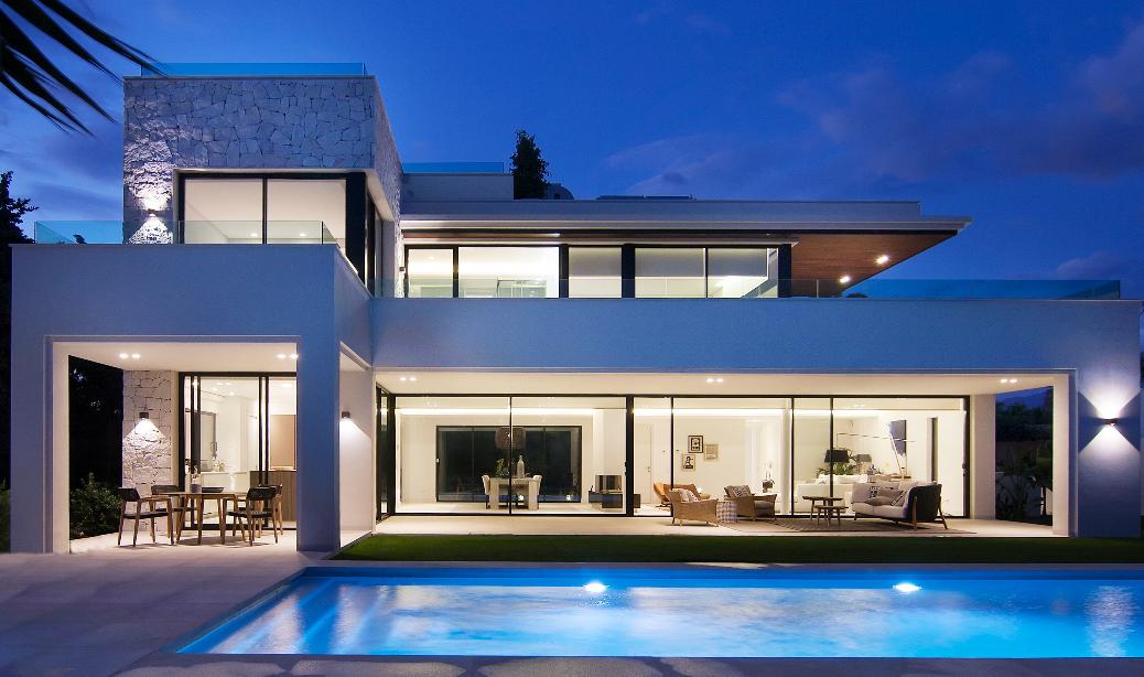 Magnificent New Villa in Guadalmina Baja