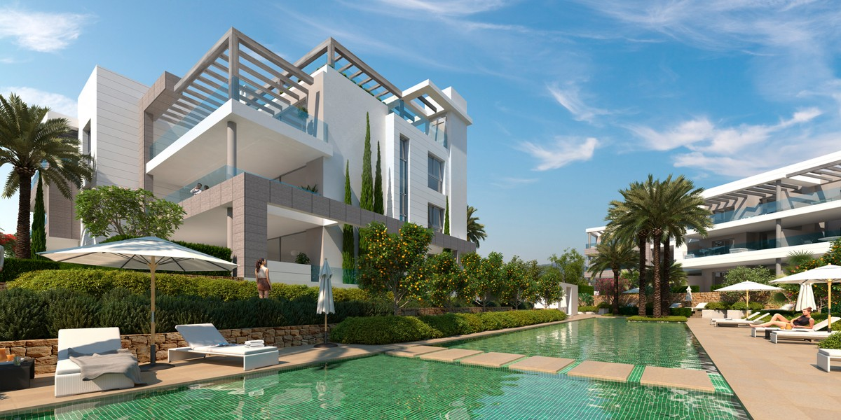 Luxury Modern Apartments & Penthouses in the Heart of Costa del Sol