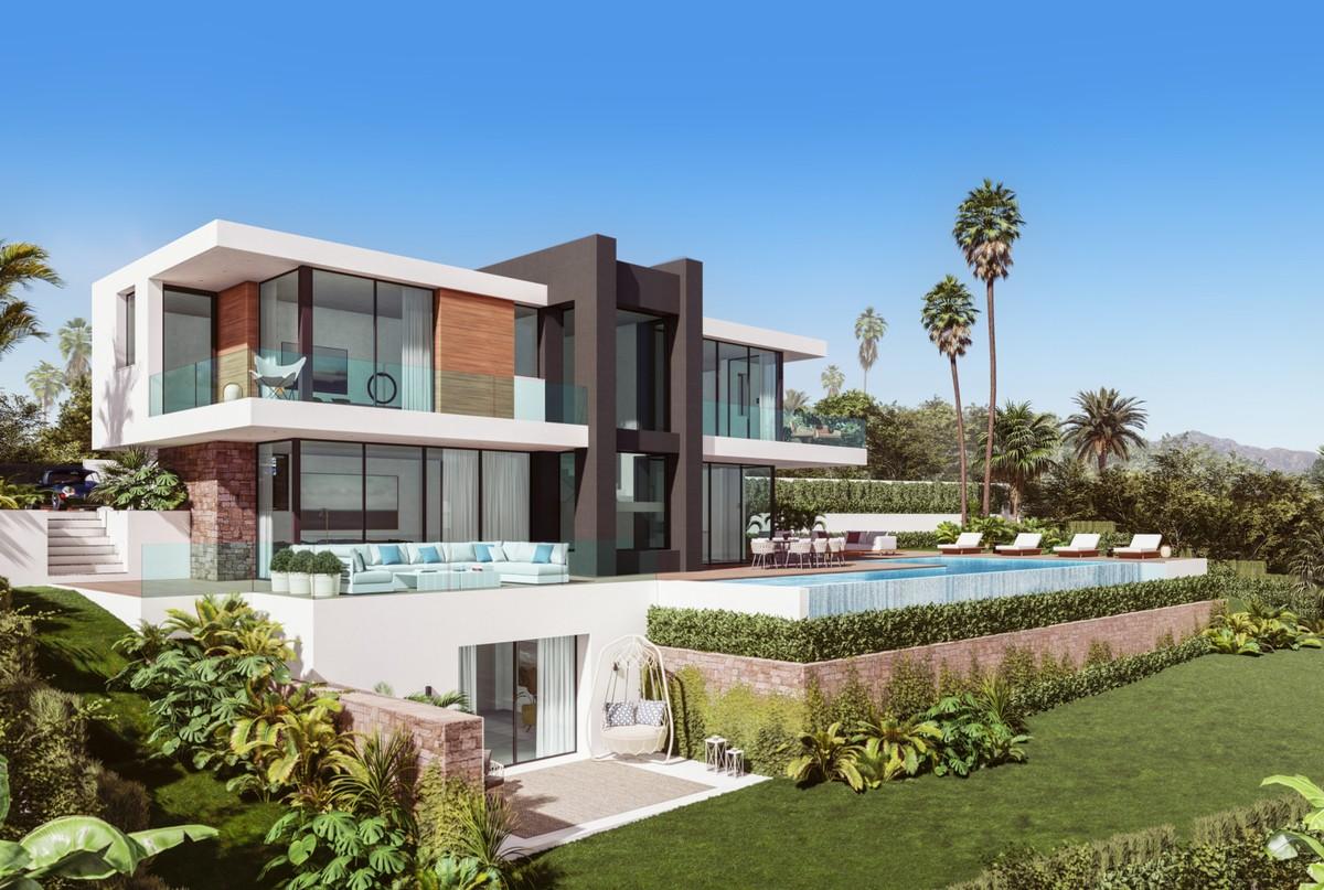 Unique New Contemporary Villa close to Sotogrande