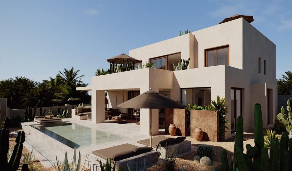 Wonderful Hidden Paradise Villa in los Monteros
