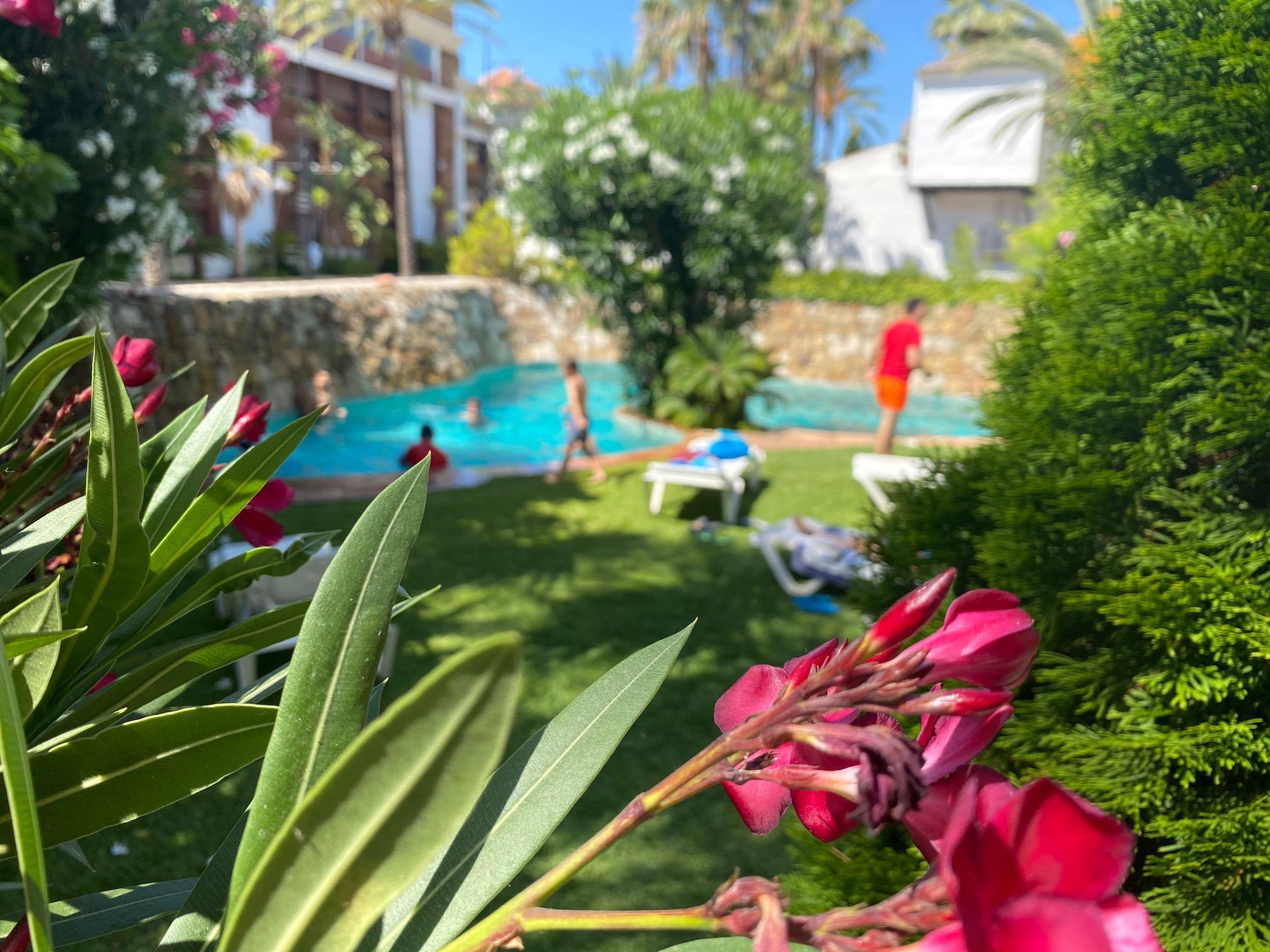 Hermoso y luminoso apartamento en la mejor zona de Puerto Banús