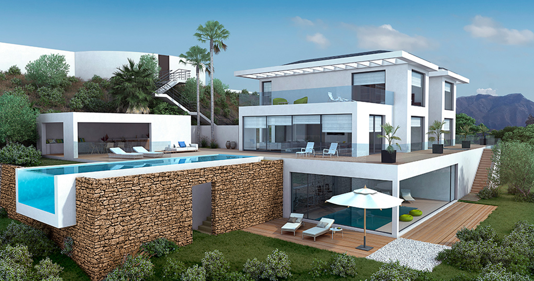 Fantastic Luxury Villa Project in the world famous La Zagaleta private golf resort.