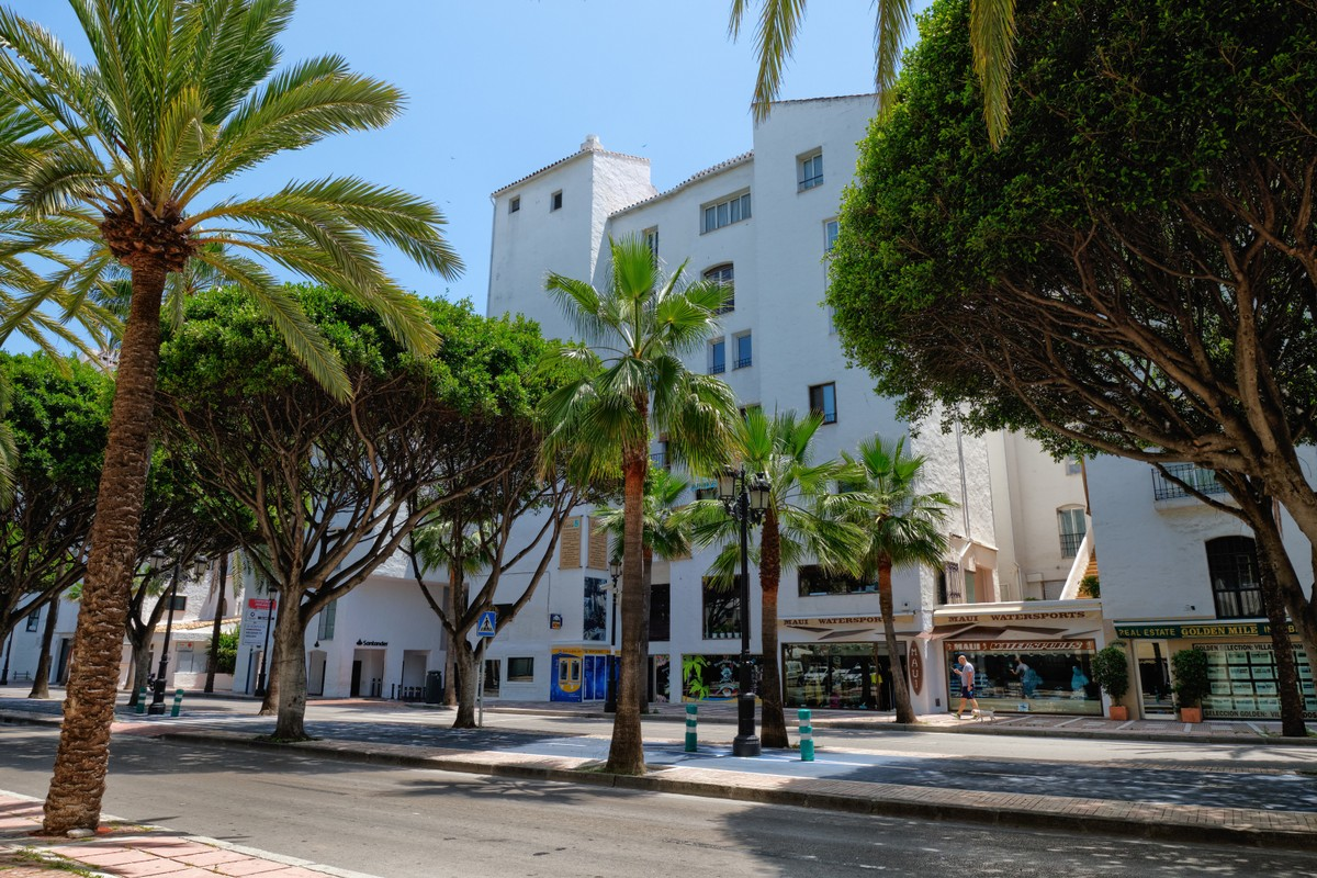 Wonderful Renovated 3 Bedrooms Apartment in the Heart of Puerto Banús