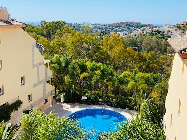 Beautiful Duplex Penthouse in Nueva Andalucia