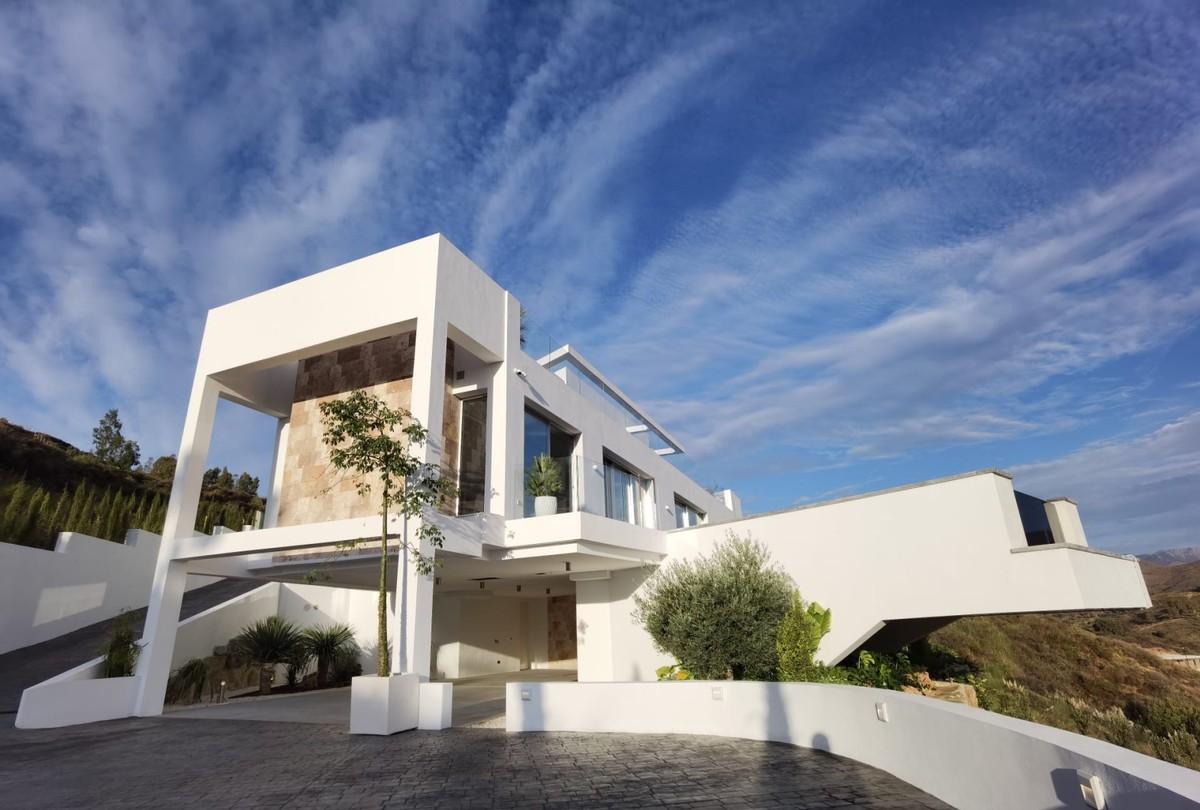 Wonderful Ecological Designer Villa in La Cala Golf