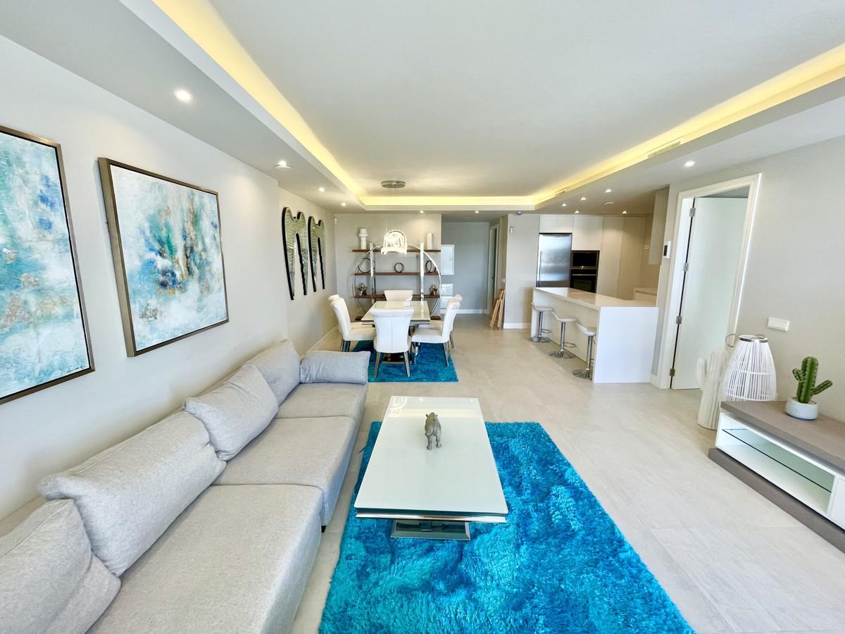 Apartamento moderno de 3 dormitorios en Nueva Andalucía