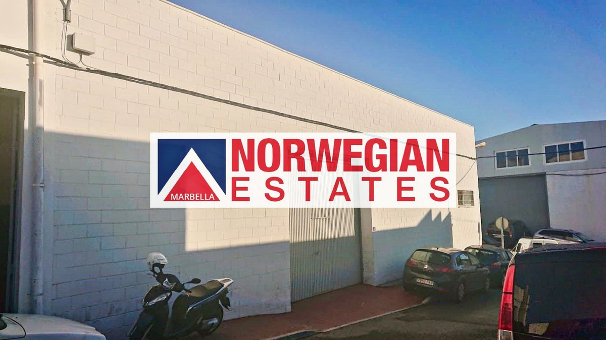Industrial Local For Sale in Marbella