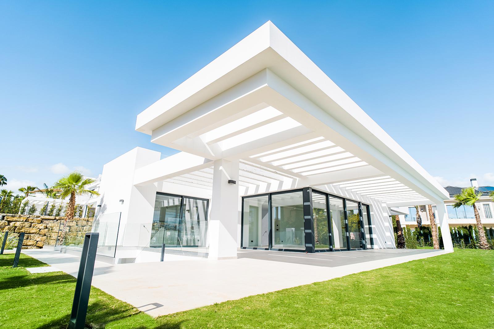 Fantástica Villa Moderna en Los Flamingos