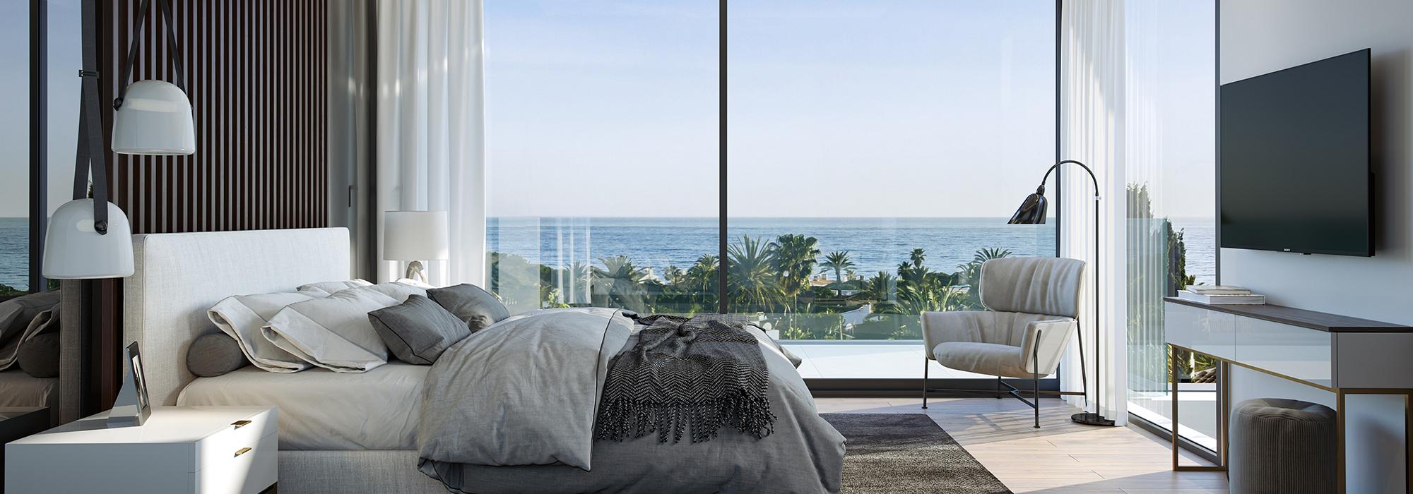 Fabulous Modern New Villa in Marbesa Beach