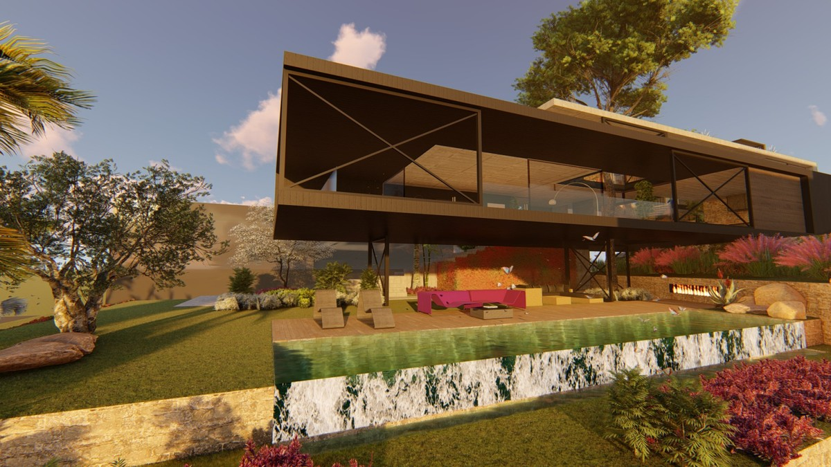 Beachside Plots with unique villa projects and license in Elviria