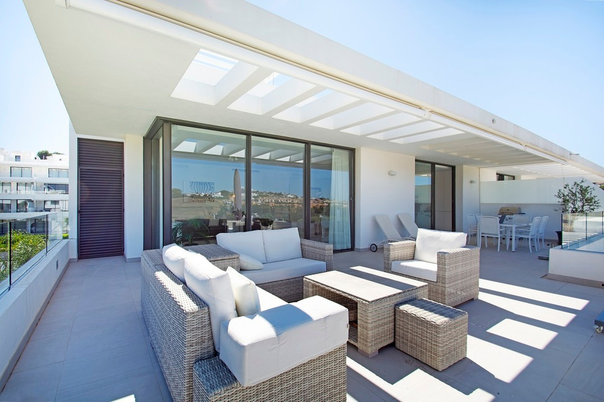 3 Bedrooms Duplex Penthouse in Atalaya