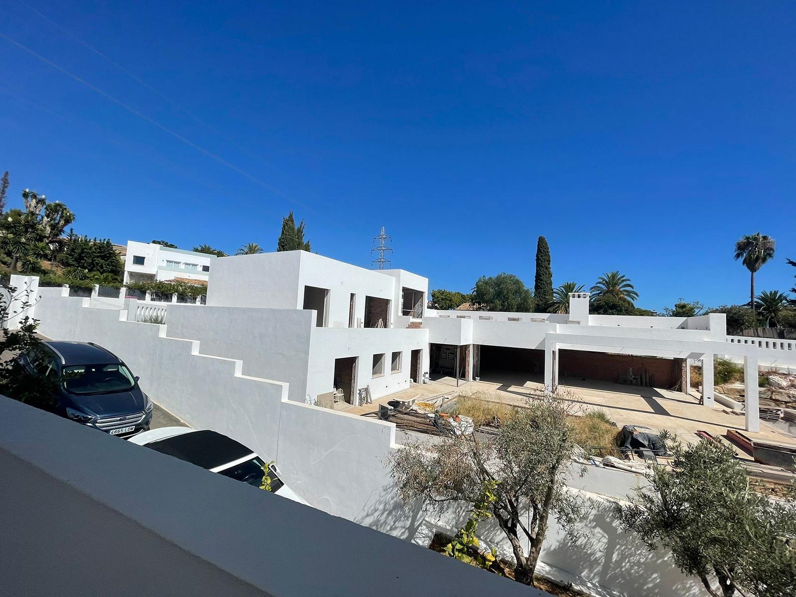 Luxury Villa with Sea Views in El Rosario