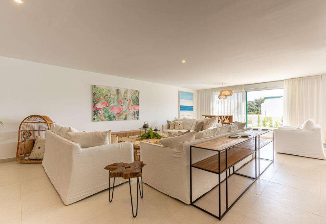 New 3 bedroom penthouse in Sotogrande