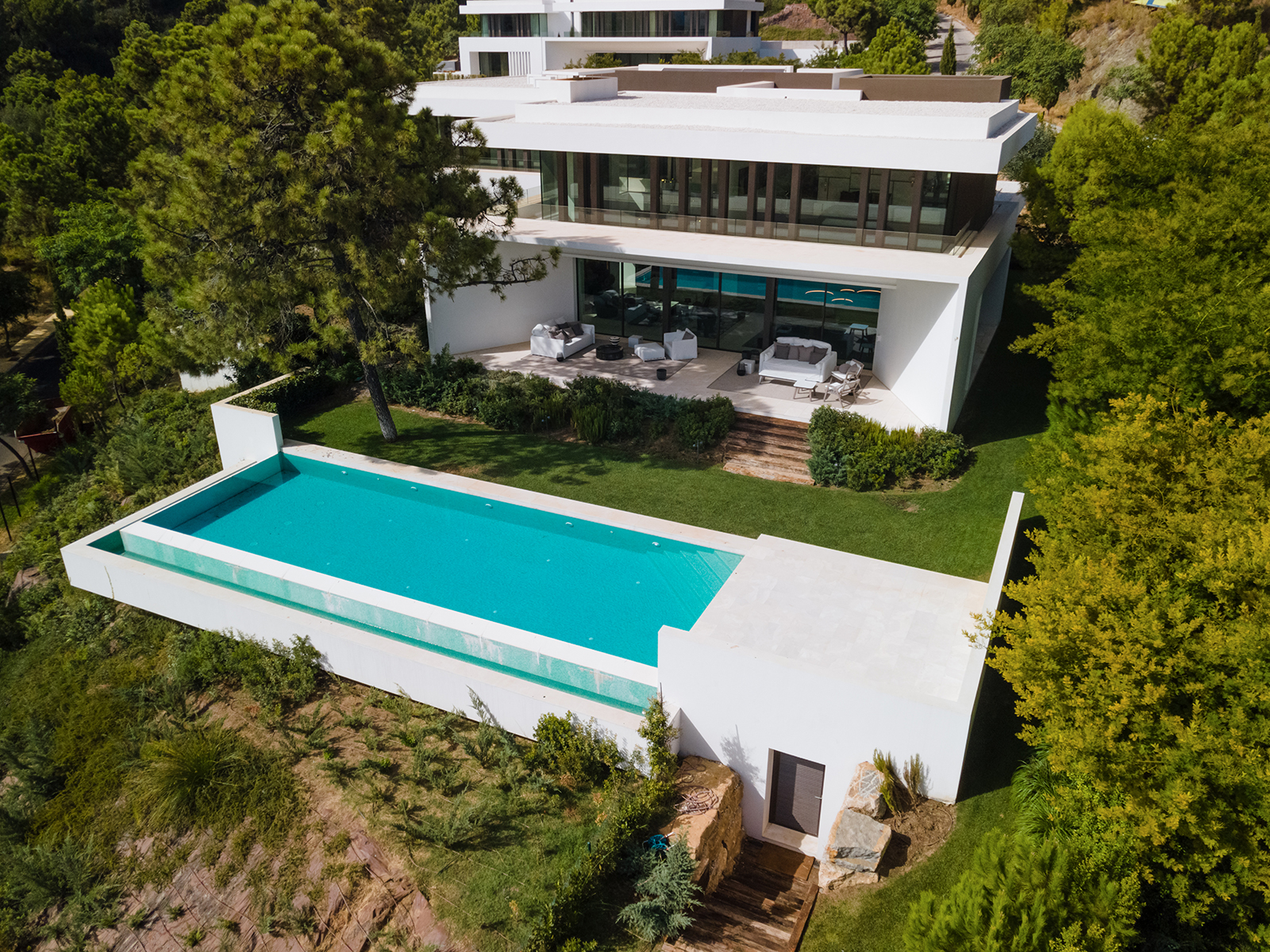 Outstanding high-end villa in Benahavis