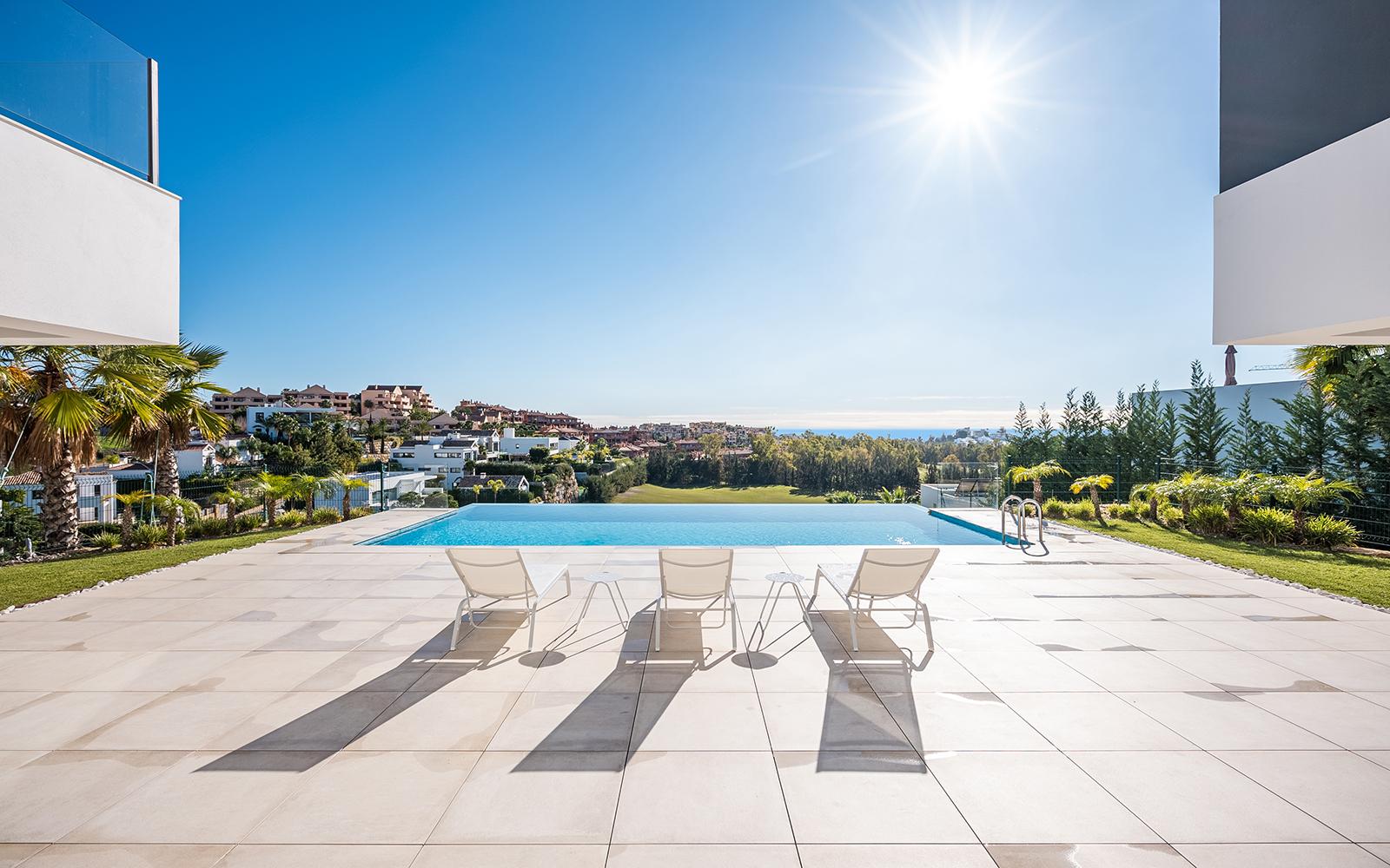 Stunning new modern villa in Benahavís